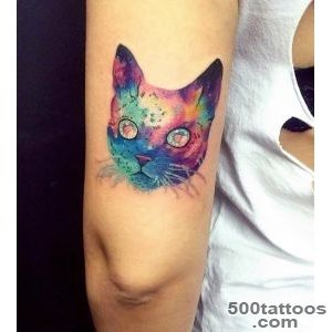 117 Cat Tattoos That Are Way Too Purrfect!_50