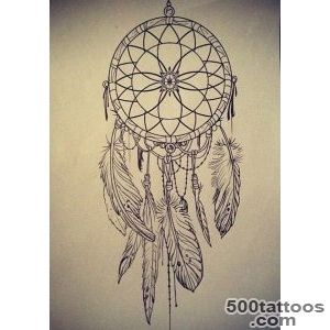 1000+ ideas about Dreamcatcher Tattoos on Pinterest  Tattoos _10