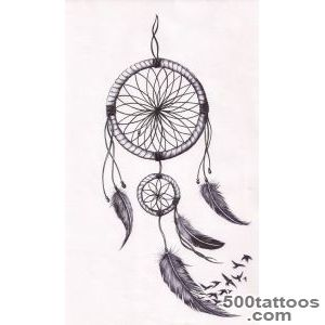1000+ ideas about Dreamcatcher Tattoos on Pinterest  Tattoos _22