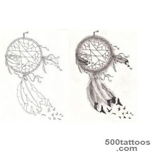 DeviantArt More Like Dream Catcher Tattoo by Metacharis_17