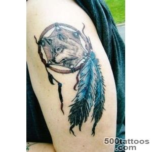 Dream Catcher Tattoo For Women   Tattoos Ideas_24