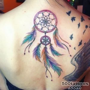 Dream Catcher Tattoos, Designs And Ideas_7