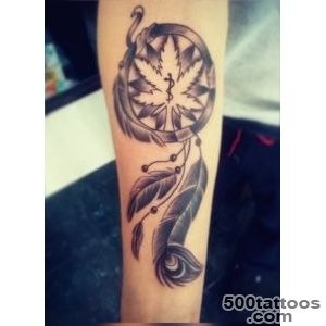 Dream Catcher Tattoo   Yeahtattooscom_15