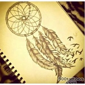 Pin Want A Dreamcatcher Tattoo Either Of The Two Miley Cyrus _44