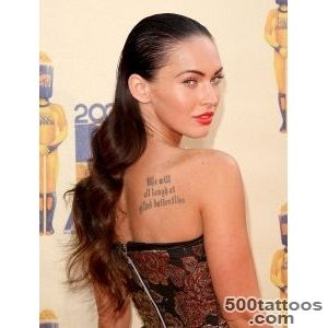 19 Photos Of Crazy, Cool, amp Cryptic Celebrity Tattoos  Global Grind_10