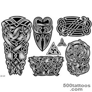 Black Celtic Tattoo Designs  Fresh 2016 Tattoos Ideas_13