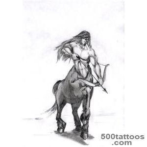 Pin Pin Centaur Tattoo Designs On Pinterest on Pinterest_44