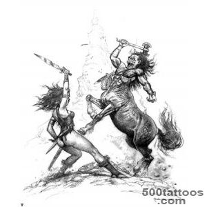 Pin Pin Centaur Tattoos Page 13 On Pinterest on Pinterest_17