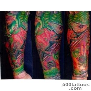 Camouflage your Skin with Chameleon Tattoos « Tattoo Articles _17