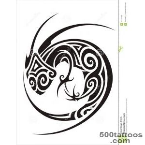 Chameleon Tattoo Royalty Free Stock Photos   Image 25723368_24