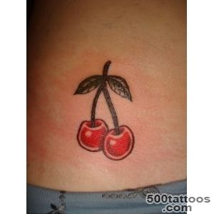 Cherry Tattoo Images amp Designs_49
