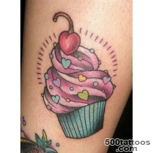 Meanings of Cherry Tattoos_41