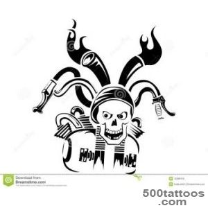 Tattoo-Chopper-Royalty-Free-Stock-Image---Image-12990416_8jpg