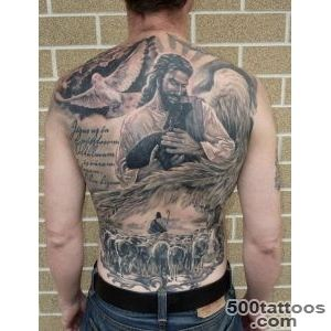 35 Inspiring Religious Tattoos  Art and Design_30