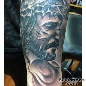 100 Christian Tattoos For Men   Manly Spiritual Designs_10