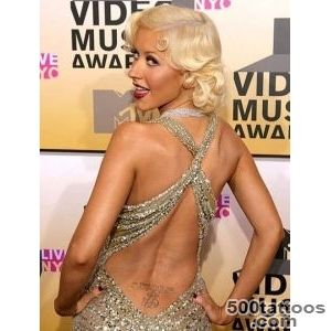 Christina Aguilera Tattoos  Christina Aguilera, Tat and Tattoos _41
