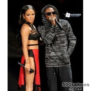 Christina Milian Shows Off Tattoo Dedicated To Lil Wayne  Bossip_45