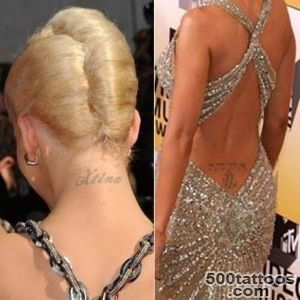 How Many Tattoos Does Christina Aguilera Have (PHOTOS)_8