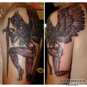 Valkyrie #Tattoo by Christina Christie at Black Rabbit Tattoo _14