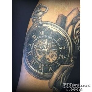 Clock Tattoos  Tattoo Designs, Tattoo Pictures  Page 26_47
