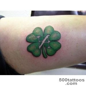 Clover Tattoo For Foot  Fresh 2016 Tattoos Ideas_42