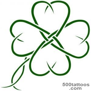CLOVER TATTOOS   Tattoes Idea 2015  2016_28