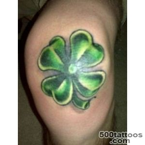 More Clover Tattoo Designs  Fresh 2016 Tattoos Ideas_46