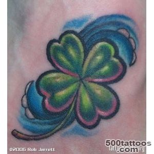 Pin Clover Tattoos on Pinterest_7