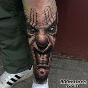 Clown  Best Tattoo Ideas Gallery_49