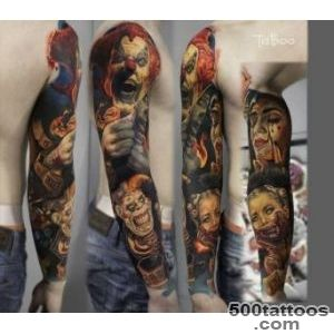 Clown Tattoo  Best tattoo ideas amp designs_45