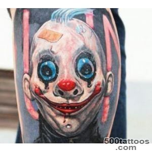 Clown Tattoo Motive_19