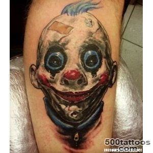 Clown Tattoos, Designs And Ideas_2