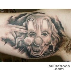 Clown Tattoos, Designs And Ideas  Page 17_10