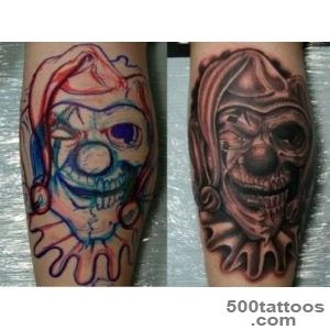 Clown Tattoos  Fresh 2016 Tattoos Ideas   Part 4_34