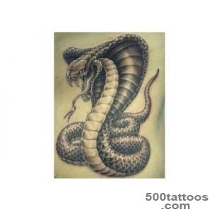 12 Sensational Snake Tattoos Designs For 2015_5