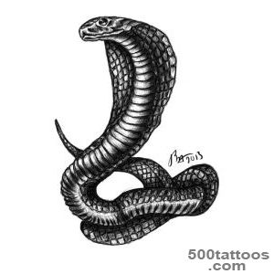 Cobra tattoo by Cadaversky on DeviantArt_7