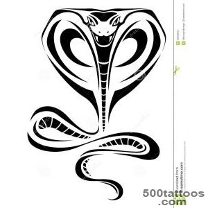 Cobra Tattoo Cartoon Vector  CartoonDealercom #46019871_27