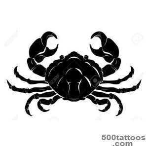 12+ Latest Crab Tattoo Designs_39