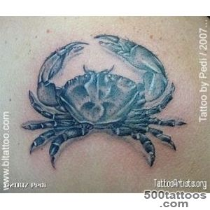 American Tribal Crab Tattoo  Fresh 2016 Tattoos Ideas_32