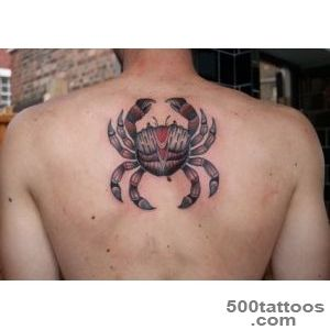 Crab Tattoos and Designs Page 39_49