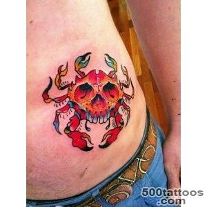 Maryland Crab Tattoo On Elbow  Fresh 2016 Tattoos Ideas_48