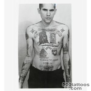 arkady bronnikov#39s russian criminal tattoo police files_30