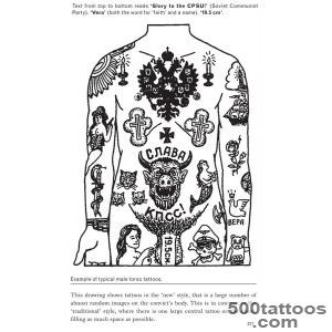 Russian Criminal Tattoo 2   Artoyz_45