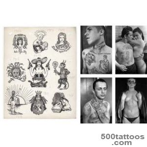Russian Criminal Tattoos   Cool Hunting_4