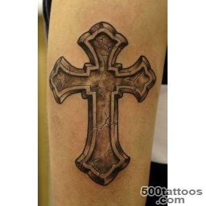 75 Famous Cross Tattoos_2