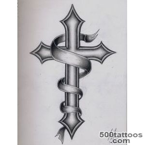 Cross Tattoos, Designs And Ideas_1