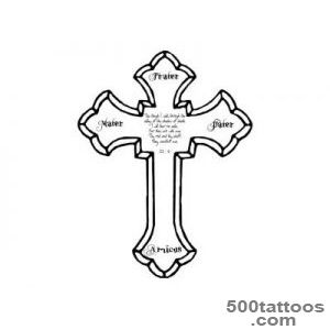 Cross Tattoos  Tattoo Collection_32