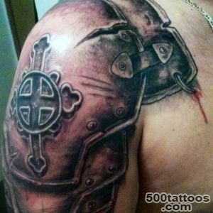 Top 60 Best Cross Tattoos For Men   Photo Ideas And Designs_13