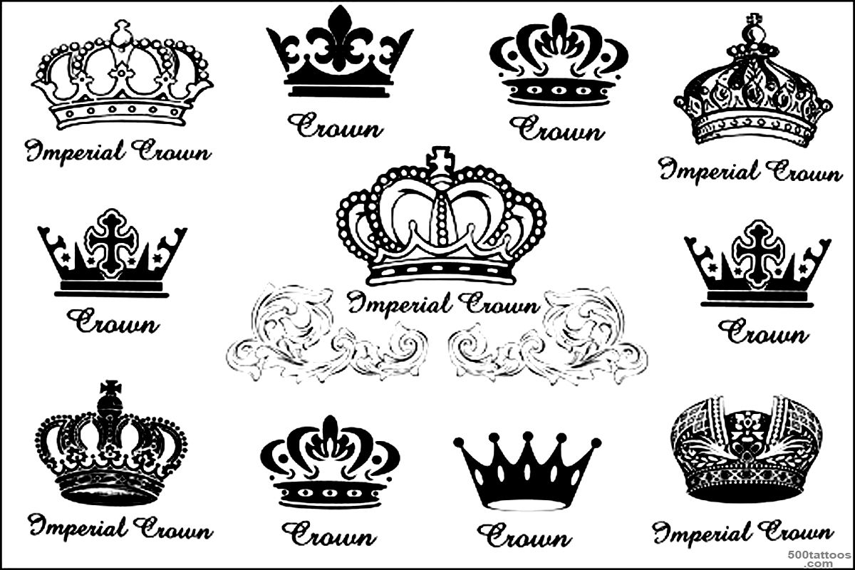 Crown tattoo designs ideas meanings images crown tattoos designs ideas and meaning tattoos for you7 buycottarizona
