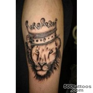 Crown tattoo design, idea, image